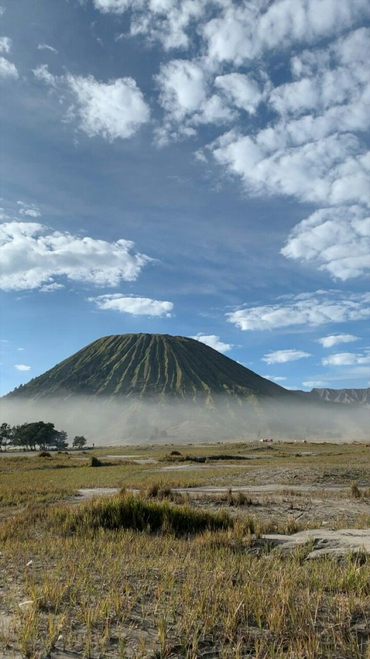 Taman Nasional Bromo Tengger Semeru Latar Belakang Fotografi Alam Fotografi Pemandangan