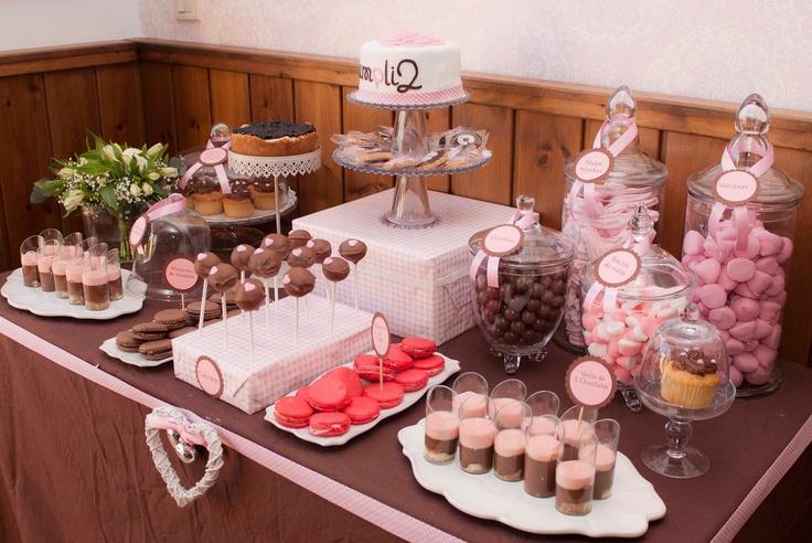 Cumpli2 inauguraci n atelier cakepops wedding and - Postres para mesa de dulces ...