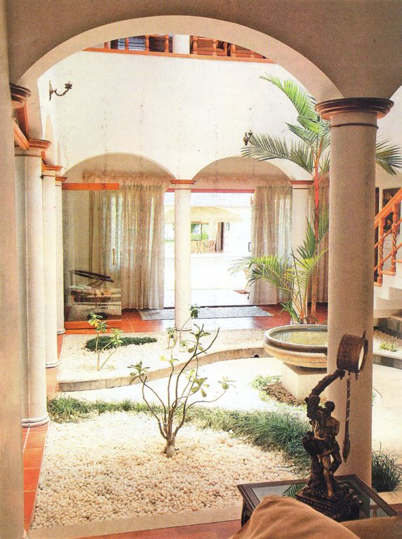 33 best images about my favourite room the courtyard on for Courtyard house designs india
