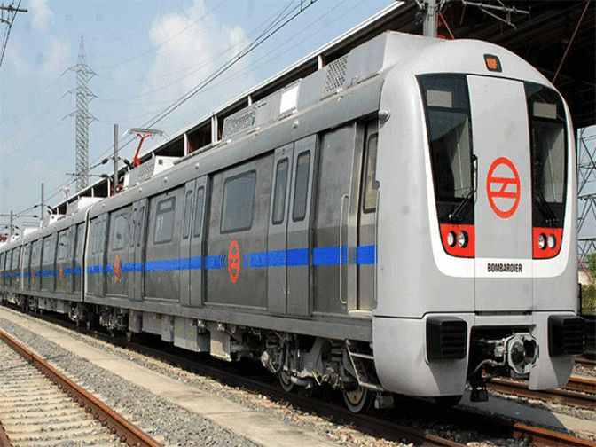 Delhi Metro launches WiFi on Blue Line stations - Economic Times #757Live