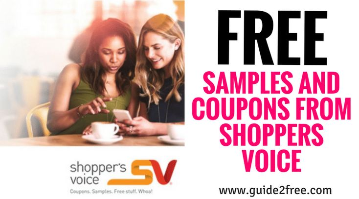 Sign up with Shopper's Voice to be eligible to receive exclusive money-saving coupons, free product samples, and other special offers by mail and email! It is easy and FREE! You'll also be entered to win $10,000 cash in the Shopper's Voice®️ sweepstakes and qualify for the draw for 1 of 12 monthly prizes of a $500 gift card!