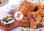 Receta de Bizcocho Sin Gluten Húmedo de Cerezas
