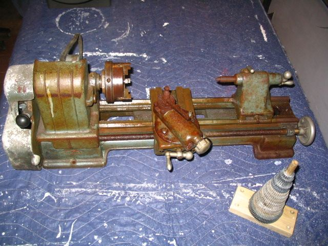 Craftsman Lathe 109.2063