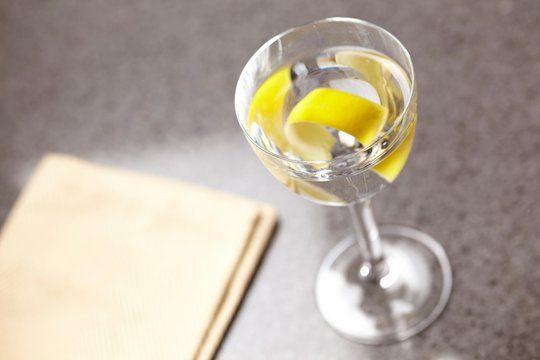 Gordon's Vesper Martini