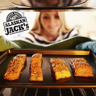 127 best images about salmon dish on pinterest baked for Jack fish recipe