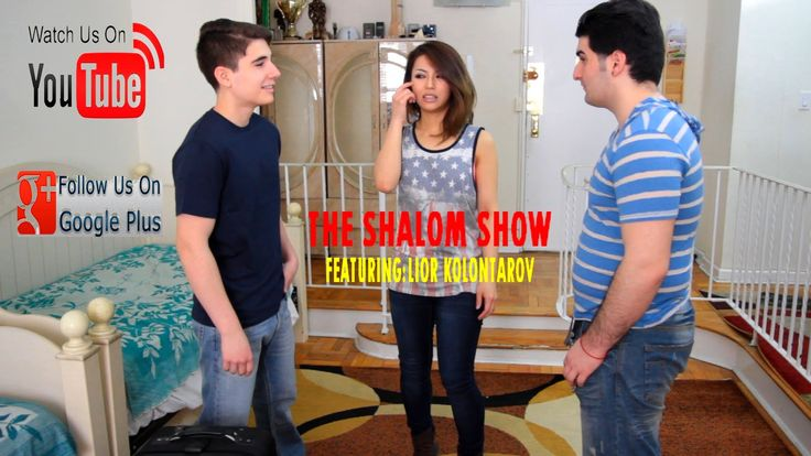 The Shalom Show Featuring L.K Trailer #5 (2015)