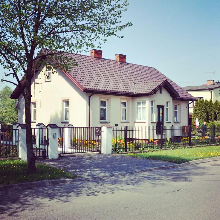 Budynek przy ulicy Kryńskiego, dawny dom Państwa Widziszewskich.