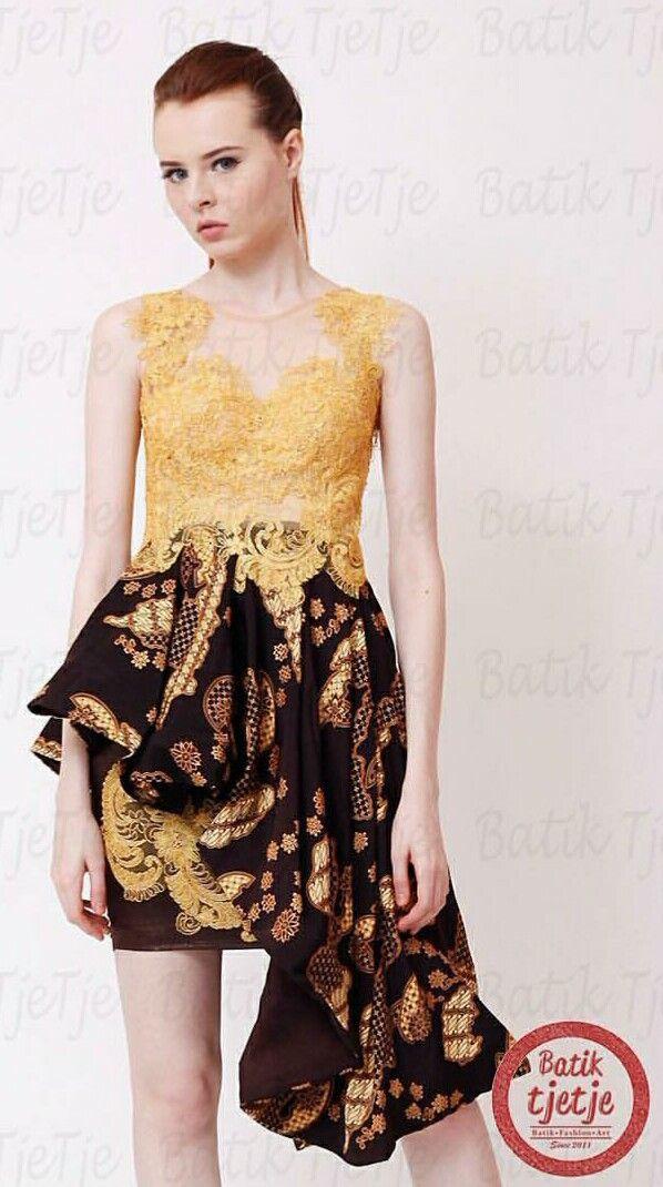 Dress, top, blouse, batik indonesia