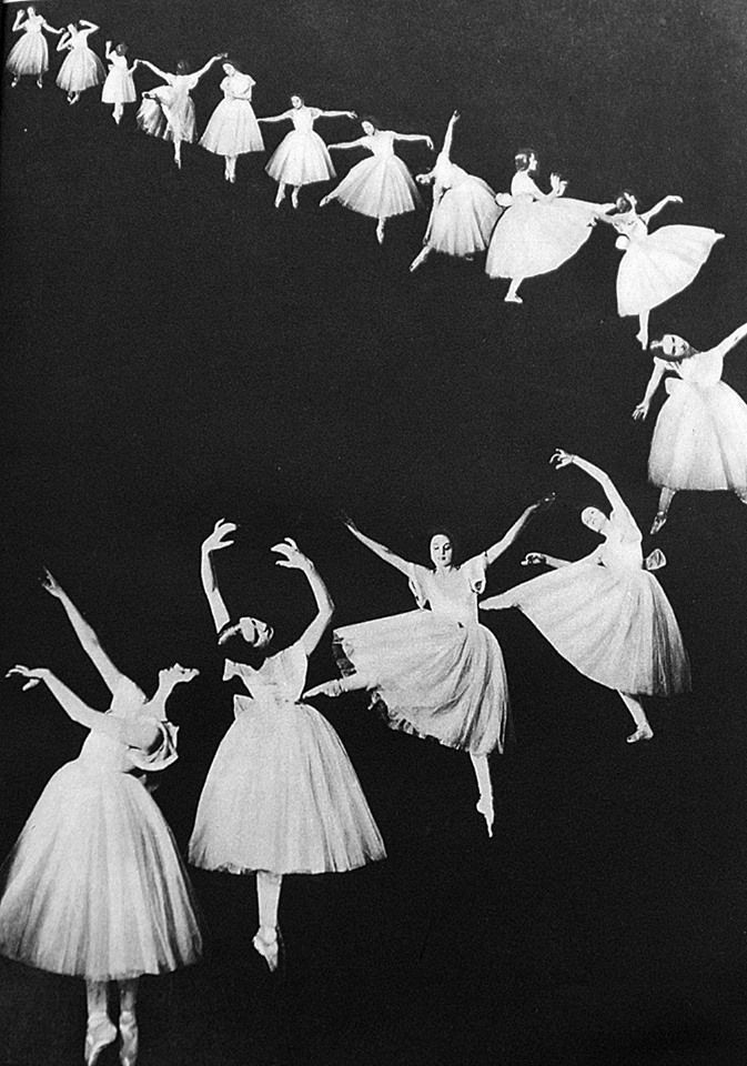Impressions of June Brae in Les Sylphides//
