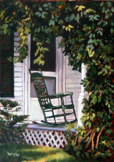 Sharing The World Together: Painter Marie Witte