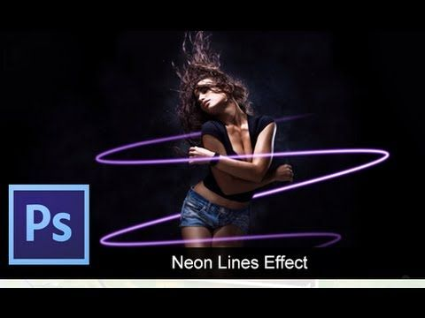 how to create curved lines in photoshop cs6
