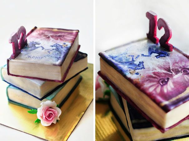 21 Cakes That Look Almost Too Good to Eat. Almost. - Cube Breaker