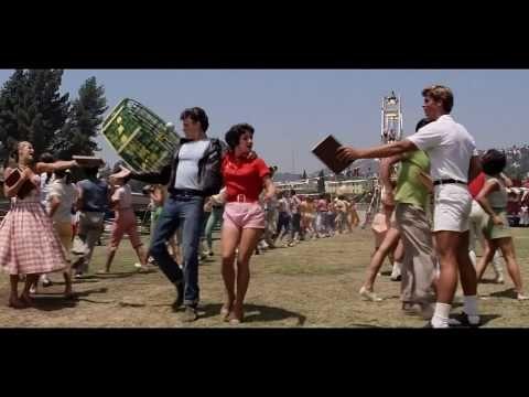"""Un día en la feria: """"We go together"""", coreografía final de Grease"""