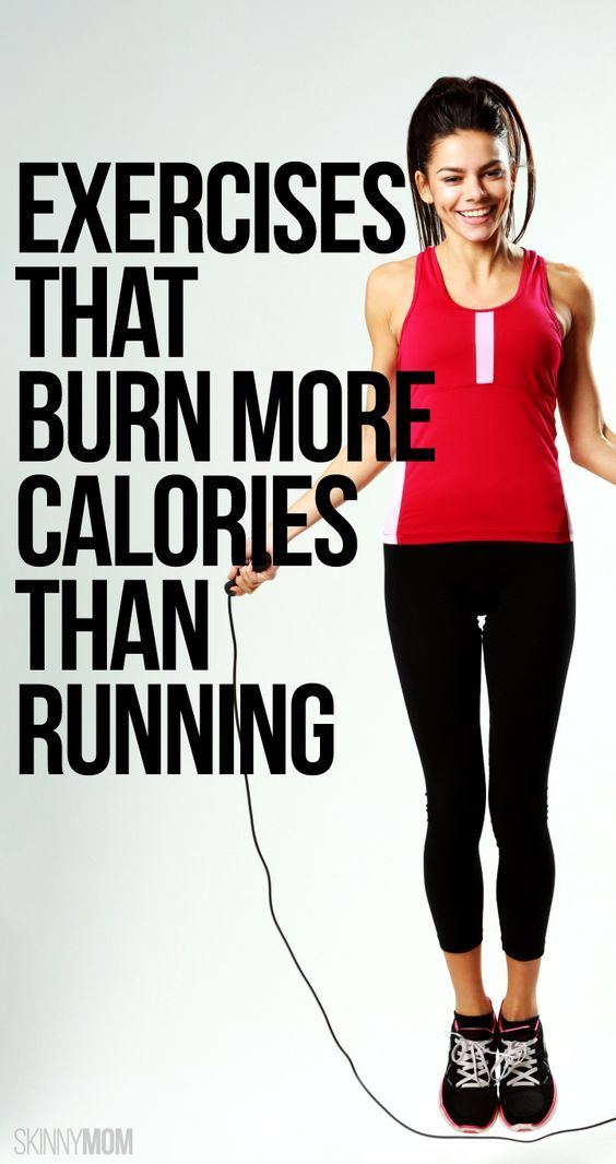 These Workouts Burn More Calories Than Running