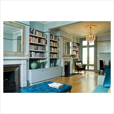 GAP Interiors - Classic double reception room - Picture library specialising in Interiors, Lifestyle & Homes