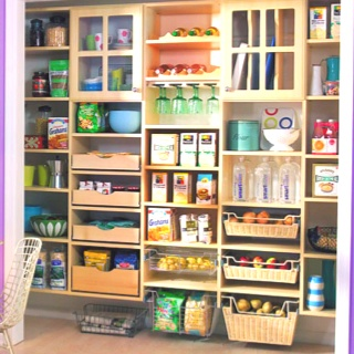 Pleasant Pantry Easyclosets ShowroomDetailaspx