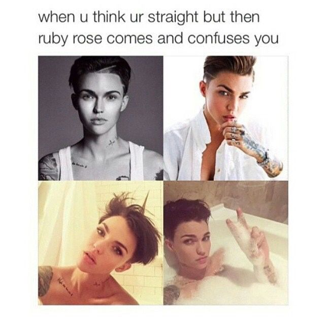 """16 Reasons """"Orange Is The New Black"""" Star Ruby Rose Is The Most Amazing Person In The World"""