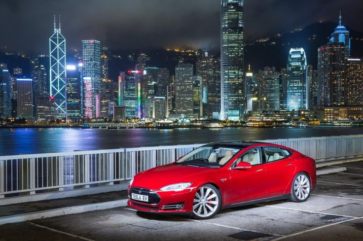 4 000 Tesla Model S Reservations From China So Far With Images