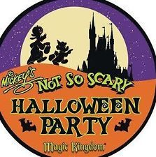 Disneyland Mickey's Halloween Party CA Friday 10/16  - SOLD OUT NIGHT