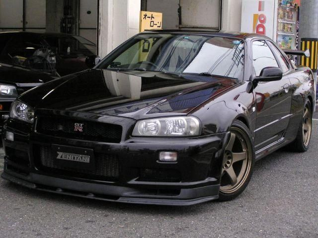 Nissan Gtr R34 For Sale >> nissan skyline gtr r34 for sale in usa | Nissan Skyline ...