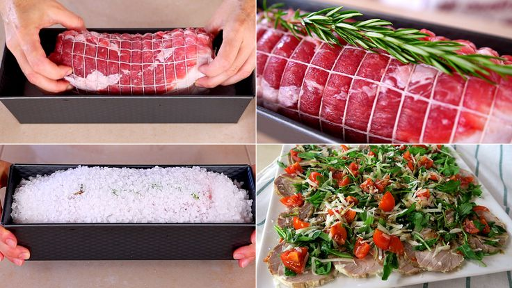 Arista al sale, ricetta facile per cuocere al forno l'arista di maiale da servire calda o fredda, arrosto facile con condimento gustoso