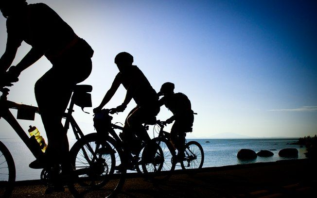 Conheça Florianópolis de bicicleta - Destinos Nacionais - iG