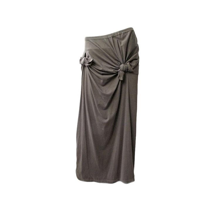 Comme des Garcons Knot Skirt