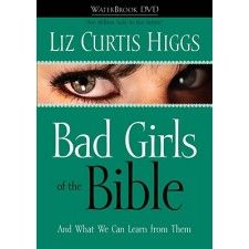 """Women everywhere marvel at those """"good girls"""" in Scripture-- Sarah, Mary, Esther, but on most days, that's not who they see when they look in the mirror. Most women (if they're honest) see the selfishness of Sapphira or the deception of Delilah. They catch of glimpse of Jezebel's take-charge pride or Eve's disastrous disobedience. Like Bathsheba, Herodias, and the rest, today's modern woman is surrounded by temptations, exhausted by the demands of daily living, and burdened by her own…"""