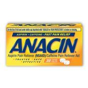 Anacin Fast Pain Relief Tablets - 300 CT, $8.88  3.00¢ / each
