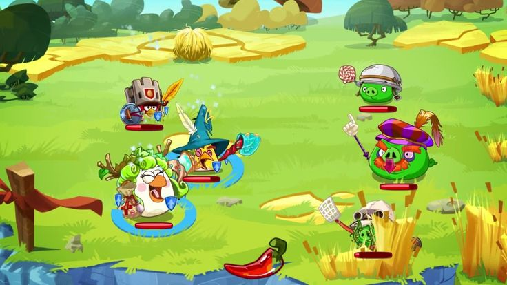 Angry Birds Epic (iOS / Android) http://www.senses.se/basta-gratisspel-just-nu-angry-birds-epic-ios-android/