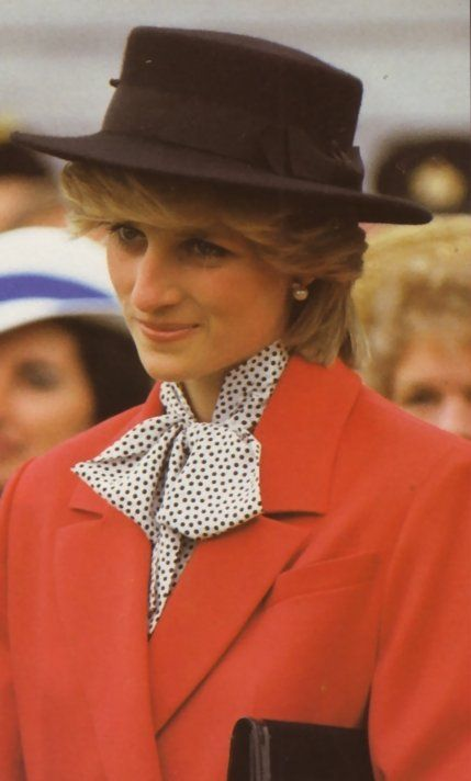 June 16, 1983: Princess Diana in Nova Scotia. (Day 3)