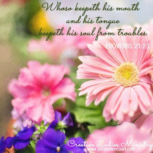 Flower Theme Devotional by Julia Bettencourt #devotional # ...