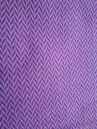 VIENNA ZIK-ZAK LILA Ριχτάρια βαμβακερά, πλενόμενα, Ελληνικής ραφής #home #decoration #livingroom #purple