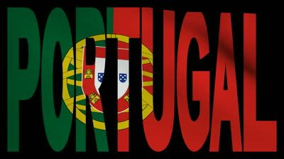 portuguese flag | Portuguese flag footage | Stock clips & videos