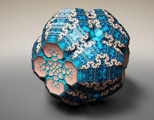 Fabergé Fractals by Tom Beddard