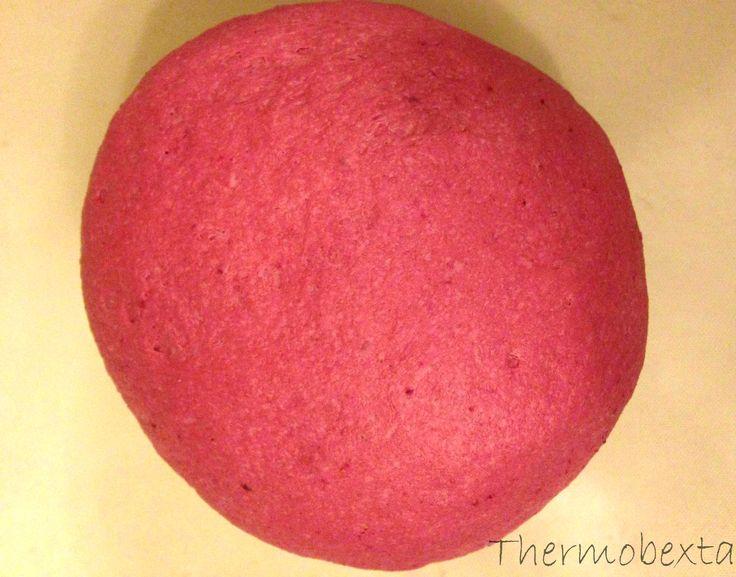 Thermobexta's Pink Pizza Dough