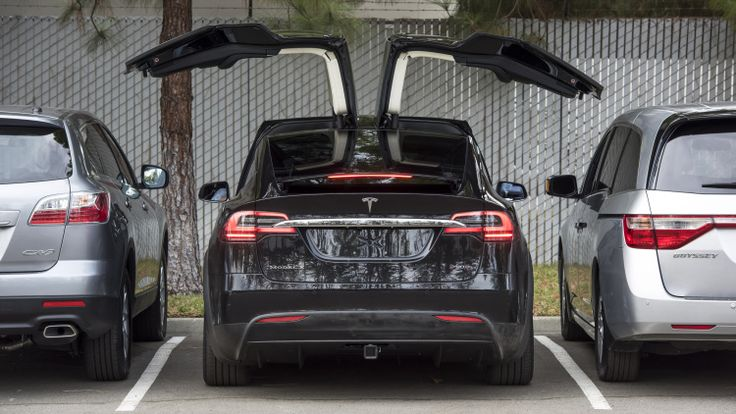 Tesla model x qualifies for 25000 tax break tesla