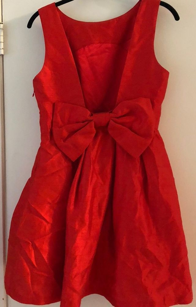 eb488d783be Kate Spade Soprano Backless Bow Dress Size M  fashion  clothing  shoes   accessories  womensclothing  dresses (ebay link)