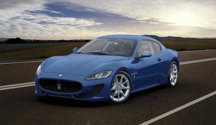 Maserati | Models | GranTurismo Sport