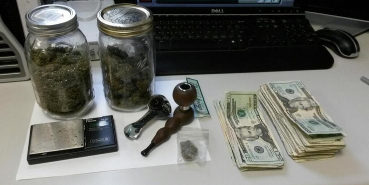Cherry Hill Police say Matthew Kraus was selling pot from his home on Harding Ave. #cherryhill pic.twitter.com/iXHf7MD7MY