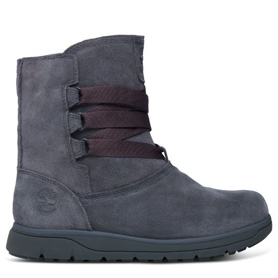 Women's Leighland Leather Winter Boot | Timberland