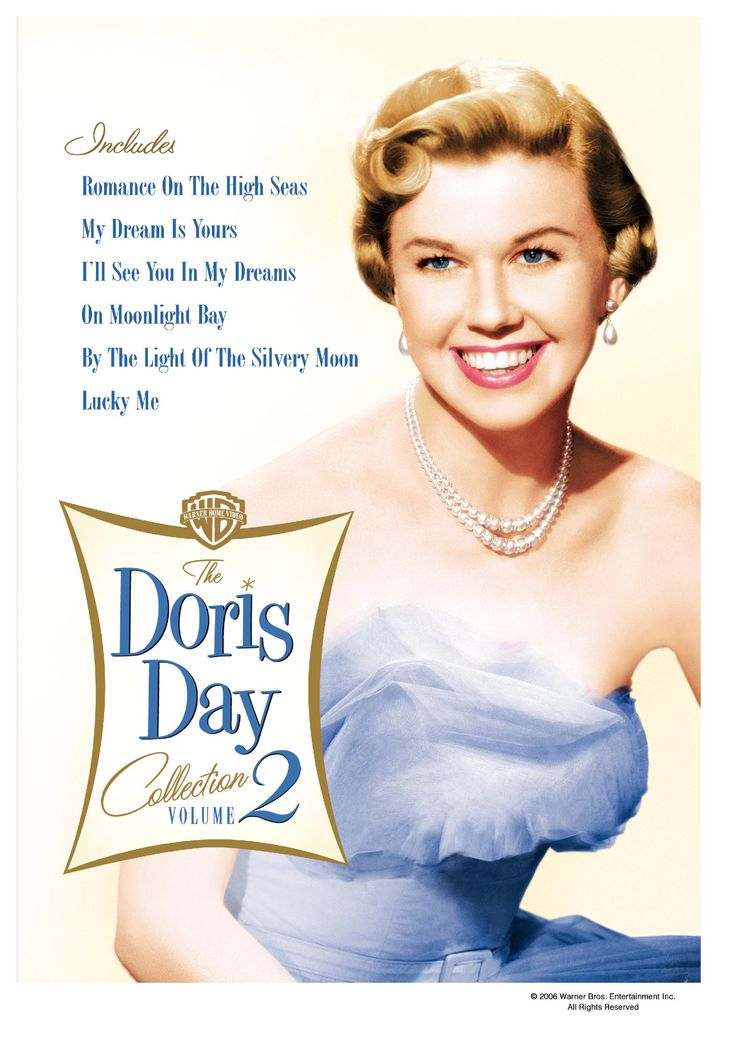 doris day | doris day collection vol 2 2007 review of doris day collection vol 2