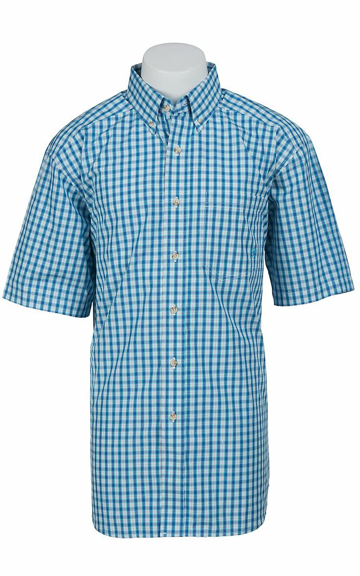 1000 images about western style on pinterest western for Royal blue plaid shirt mens