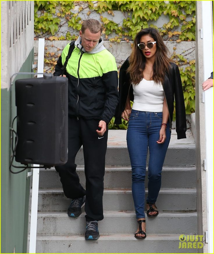 Nicole Scherzinger Supports Boyfriend Grigor Dimitrov at French Open: Photo #3665359. Nicole Scherzinger sits in the crowd and supports her boyfriend Grigor Dimitrov during his match at the French Open on Sunday (May 22) in Paris, France.    The 25-year-old…