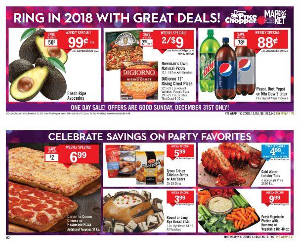 Price Chopper Weekly Ad Dec 31, 2017-Jan 06, 2018  https://www.weeklyadspecials.com/price-chopper-weekly-ad-dec-31-2017-jan-06-2018/