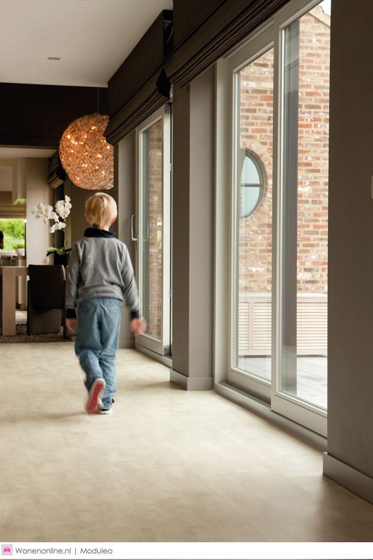 vinylvloeren van Moduleo® #vloeren #interieur