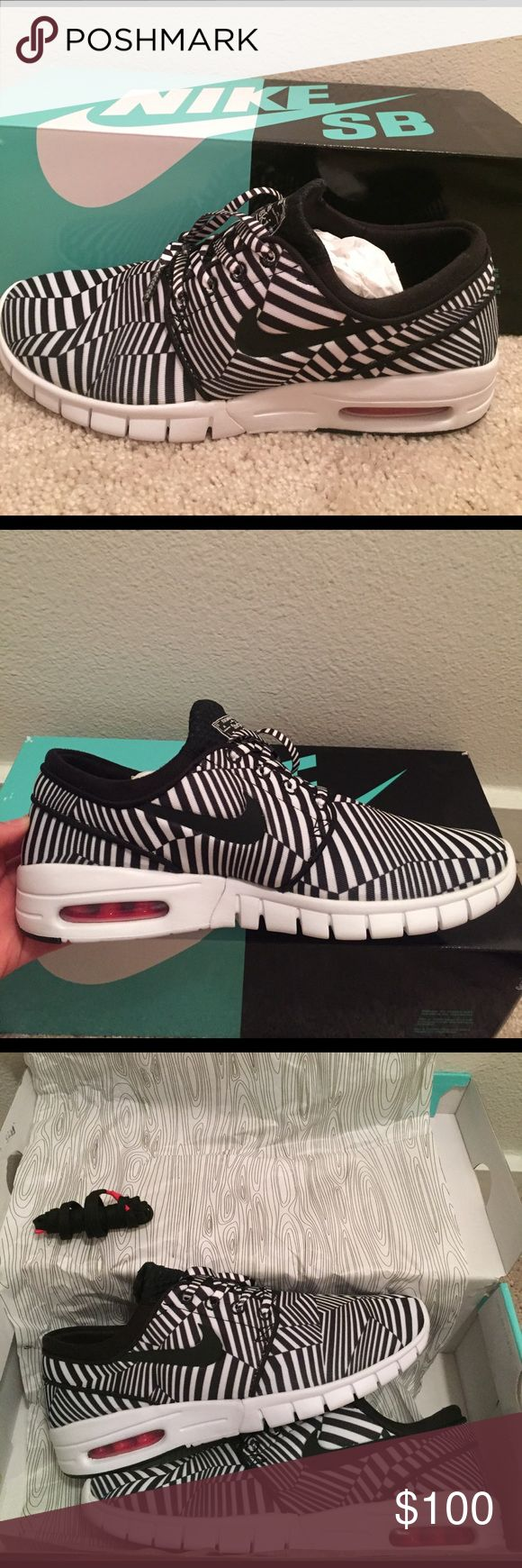 Nike Stefan Janoski Max QS Nike Janoski skate/casual shoe | NEW in box | NWT | Limited Edition Design Nike Shoes Athletic Shoes