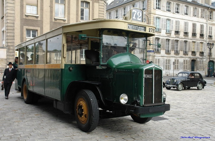 Bus parisien 1932