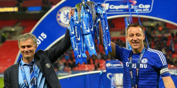 Ibcbet judi bola - Kapten Chelsea, John Terry, mengakui jika dirinya mendapat panggilan telepon dari sang pelatih