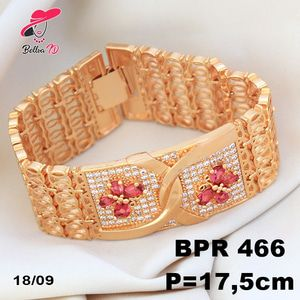 Jual Xuping Gelang Wanita Permata Zircon Butterfly PR 466 - Bellva ID | Tokopedia  Perhiasan Xuping Lapis Emas 18k, Awet dan Tahan Lama, pancaran kilau cantik . Tampil cantik dengan keunikan pilihan model dan warna sesui hati anda  Fast Respon Pin BBM : D5B0B9AB  WA/SMS/Telp : 081546577219  bahan dasar tembaga (bukan besi). dilapisi RODHIUM yang biasanya digunakan untuk melapisi emas di toko-toko emas 18k.Permata Zircon, Bisa di sepuh ulang dan anti alergi.